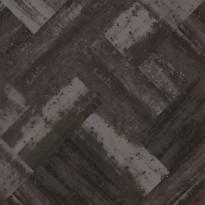 Kuviolaatta Pukkila Heritage Brush Black, himmeä, sileä, 200x200mm