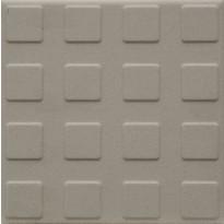 Lattialaatta Pukkila Natura Vaalea Beige, himmeä, struktuuri, neliönasta, 96x96mm
