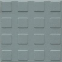 Lattialaatta Pukkila Natura Vaaleansininen, himmeä, struktuuri, neliönasta, 96x96mm