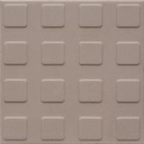 Lattialaatta Pukkila Natura Vanha Roosa, himmeä, struktuuri, neliönasta, 96x96mm