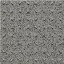 Lattialaatta Pukkila Natura Speckled Grey, himmeä, struktuuri, dd, 96x96mm