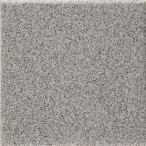 Lattialaatta Pukkila Natura Granite Grey, himmeä, sileä, 96x96mm, lasikuituverkossa