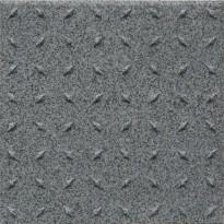 Lattialaatta Pukkila Natura Granite Blue, himmeä, struktuuri, dd, 96x96mm