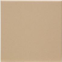 Lattialaatta Pukkila Natura Tumma Beige, himmeä, sileä, 96x96mm, lasikuituverkossa