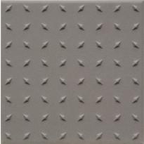 Lattialaatta Pukkila Natura Vaaleanharmaa, himmeä, struktuuri, dd, 96x96mm
