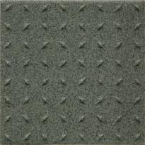Lattialaatta Pukkila Natura Granite Green, himmeä, struktuuri, dd, 96x96mm