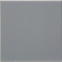 Lattialaatta Pukkila Natura Tummanharmaa, himmeä, sileä, 96x96mm, lasikuituverkossa