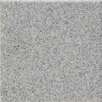 Lattialaatta Pukkila Natura Speckled White, himmeä, sileä, 96x96mm, lasikuituverkossa