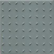 Lattialaatta Pukkila Natura Vaaleansininen, himmeä, struktuuri, dd, 96x96mm