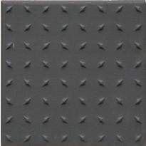 Lattialaatta Pukkila Natura Grafiitinharmaa, himmeä, struktuuri, dd, 96x96mm