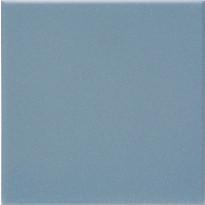 Lattialaatta Pukkila Natura Sininen, himmeä, sileä, 96x96mm, lasikuituverkossa