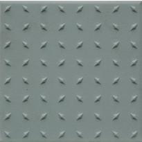 Lattialaatta Pukkila Natura Vaaleanvihreä, himmeä, struktuuri, dd, 96x96mm