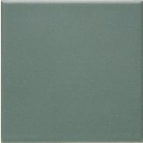 Lattialaatta Pukkila Natura Tummanvihreä, himmeä, sileä, 96x96mm, lasikuituverkossa