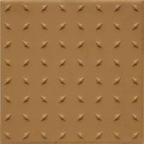 Lattialaatta Pukkila Natura Okrankeltainen, himmeä, struktuuri, dd, 96x96mm