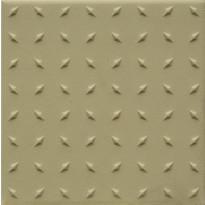 Lattialaatta Pukkila Natura Sitruunankeltainen, himmeä, struktuuri, dd, 96x96mm