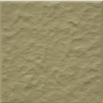 Lattialaatta Pukkila Natura Sitruunankeltainen, himmeä, struktuuri, rt 96x96mm