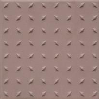 Lattialaatta Pukkila Natura Roosa, himmeä, struktuuri, dd, 96x96mm