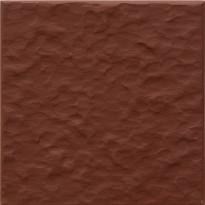 Lattialaatta Pukkila Natura Punainen, himmeä, struktuuri, rt 96x96mm