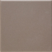 Lattialaatta Pukkila Natura Ruskea, himmeä, sileä, 96x96mm, lasikuituverkossa