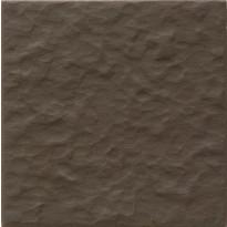 Lattialaatta Pukkila Natura Ruskea, himmeä, struktuuri, rt 96x96mm