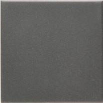 Lattialaatta Pukkila Natura Musta, himmeä, sileä, 96x96mm, lasikuituverkossa