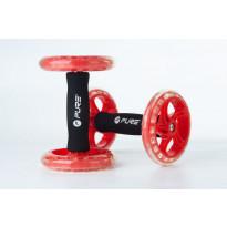 Treenirulla Pure2Improve Core Training Wheels, 2 kpl/pkt