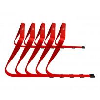 Tekniikka-aita Pure2Improve Flexible Agility Speed, 15cm, 5 kpl/pkt