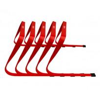 Tekniikka-aita Pure2Improve Flexible Agility Speed, 23cm, 5 kpl/pkt