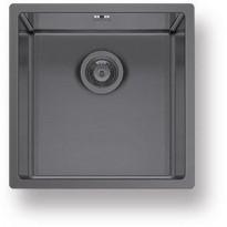 Keittiöallas Pyramis Astris, 440x440mm, harmaa