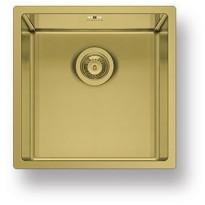Keittiöallas Pyramis Astris, 440x440mm, kulta