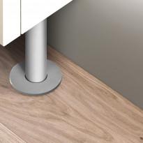 Mansetti Quick Step 22 mm, ruostumaton teräs