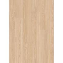 Laminaatti Quick Step Perspective2 Wide, ULW1538, tammi, valkoinen, öljytty