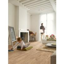 Laminaatti Quick Step Perspective4, Wide UFW1548, tammi, natur, sahattu