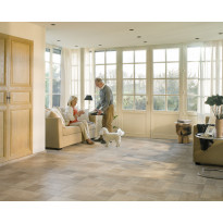 Laminaatti Quick Step Exquisa, EXQ1554, ceramic, vaalea