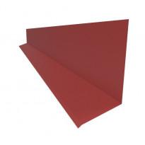 Liitoslista kulmalla 110 astetta Ruukki Classic, 3m, Pural BT matta, eri värejä