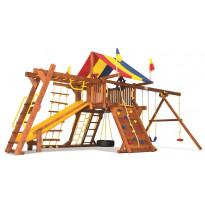 Leikkikeskus Sunshine Castle pkg lll