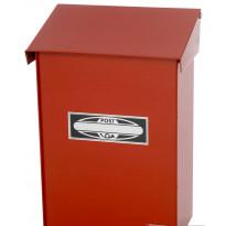 Postilaatikko Berglund Stil 95, punainen