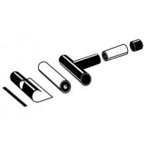 T-haaraeristyspakkaus 125 mm Rauheat