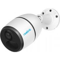 Valvontakamera Reolink Go, 4G/LTE, 1080p Full HD, sisä- ja ulkokäyttöön