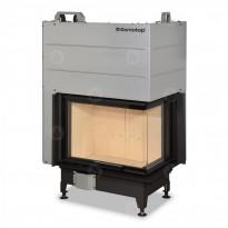 Takkasydän Romotop Heat 2LG 01, 4-11 kW, 200 m3