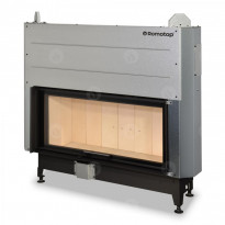 Takkasydän Romotop Heat H2LG 01, 4,5-12 kW, 200 m3