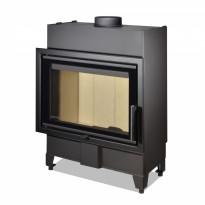 Takkasydän Romotop Heat 59.44 Slim, 2,5-7 kW, 175 m3