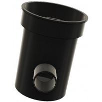 Rännikaivopaketti RoadPipe RK 315, korkeus 500 mm, poisto ∅110 mm, muoviritiläkansi