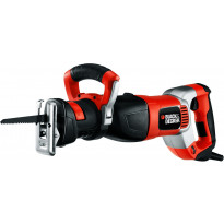 Puukkosaha BLACK+DECKER RS1050EK, 1050W, Tammiston poistotuote