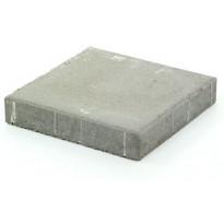 Betonilaatta Rudus, 298x298x50mm, sileä, harmaa