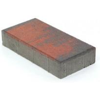 Betonilaatta Rudus, 418x208x80mm, sileä, punamusta