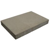 Betonilaatta Rudus, 698x465x80mm, sileä, harmaa