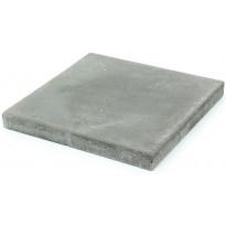 Betonilaatta Rudus, 498x498x50mm, sileä, harmaa