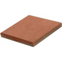 Betonilaatta Rudus, 498x498x50mm, sileä, hiekanruskea