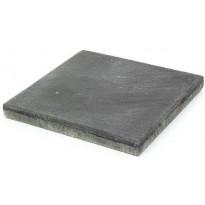 Betonilaatta Rudus, 498x498x50mm, sileä, musta